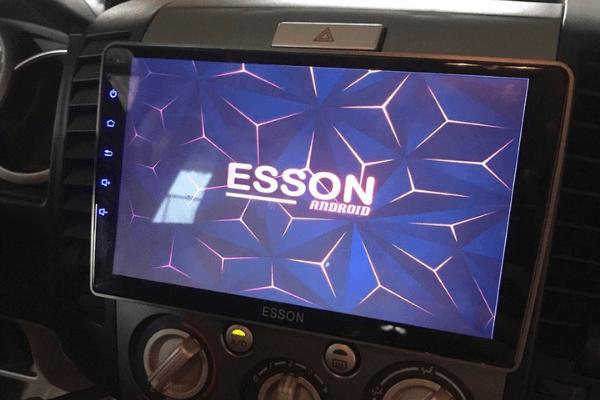 màn hình android cho ô tô Kia Morning