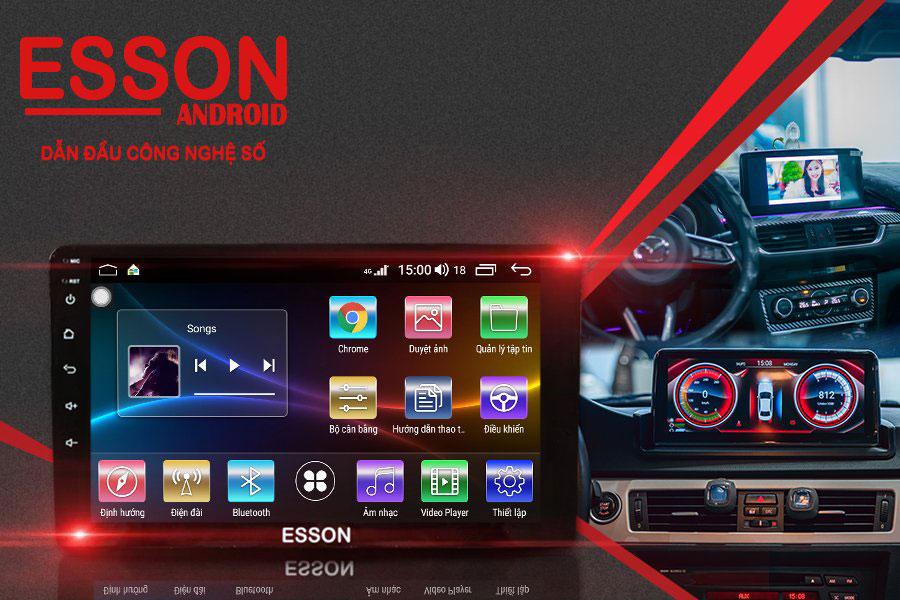 Màn hình android Esson đỉnh cao công nghệ số