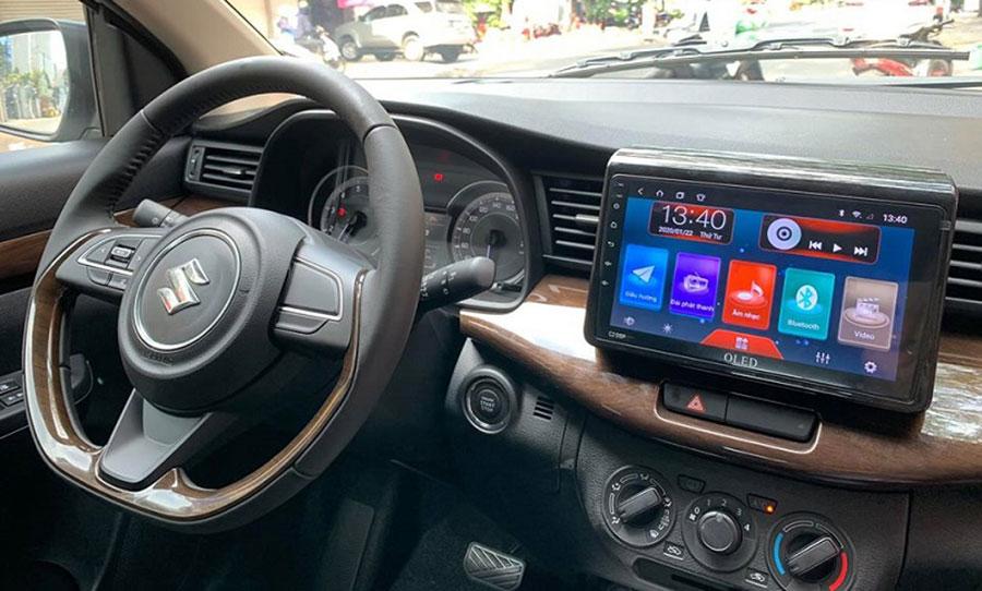 Màn hình ô tô Android Oled